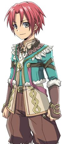 Rune Factory 4 / Characters - TV Tropes