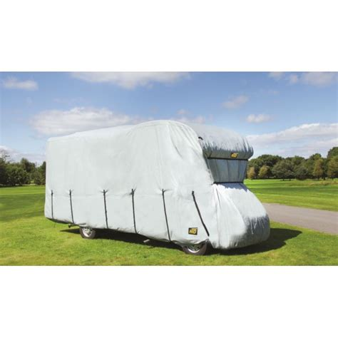 Bâche, housse protection pour camping-car & fourgon HTD