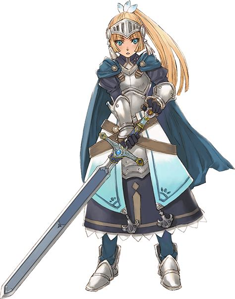 Forte (Rune Factory 4 Special) - ranchstory