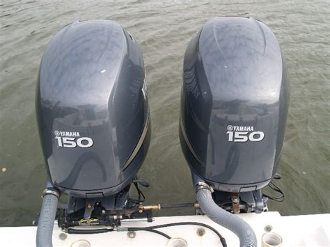 Twin 2007 Yamaha F150's - The Hull Truth - Boating and
