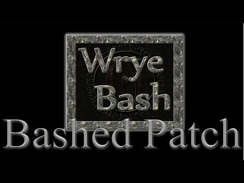 Wrye Bash at Oblivion Nexus - mods and community
