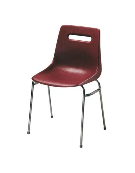chaise campus empilable assemblable
