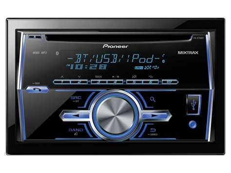 FH-X700BT - 2-DIN CD Receiver with MIXTRAX, Bluetooth