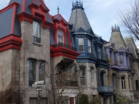 Photo-voyage #36 : Canada - Colorful Montreal | Vieux