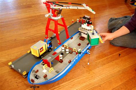 Port of Lego City   Probably one of the best play-with