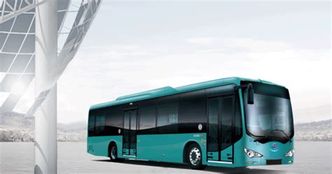 In China, 20% of new buses are now electric | TreeHugger